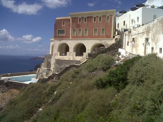 Greek island, the perfect location, but the Russians just bought it (like they are buying everything else)