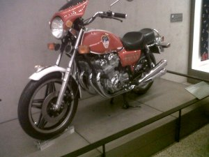 Restored Motorcycle (quite the story)!