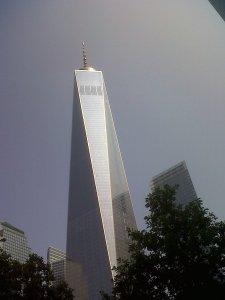 New World Trade Centre, in NY
