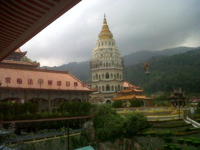 Temple in beautiful Penang!