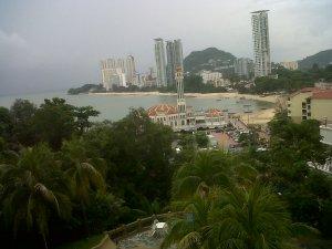 Penang harbour!!