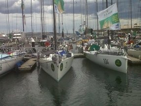 Smaller yachts that finished Sydney, Hobart Race (big deal in this part of the world!