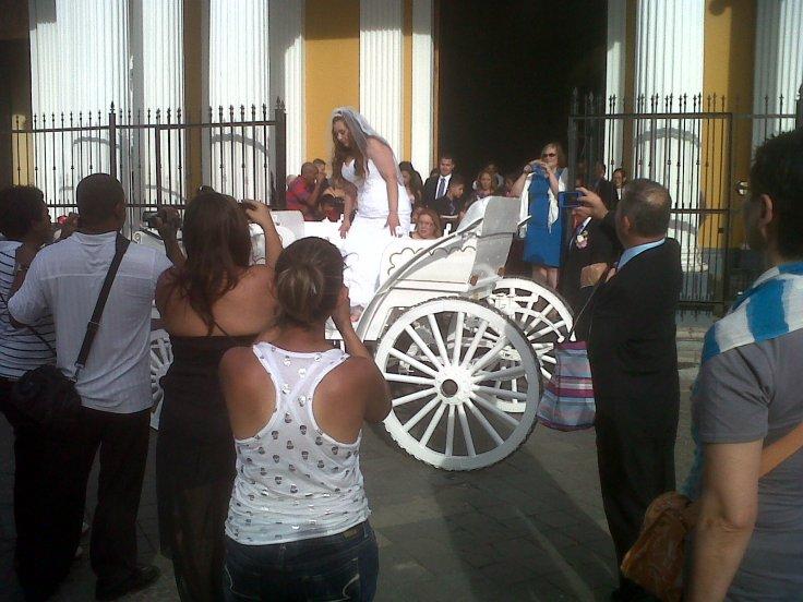 Wedding Granada style!