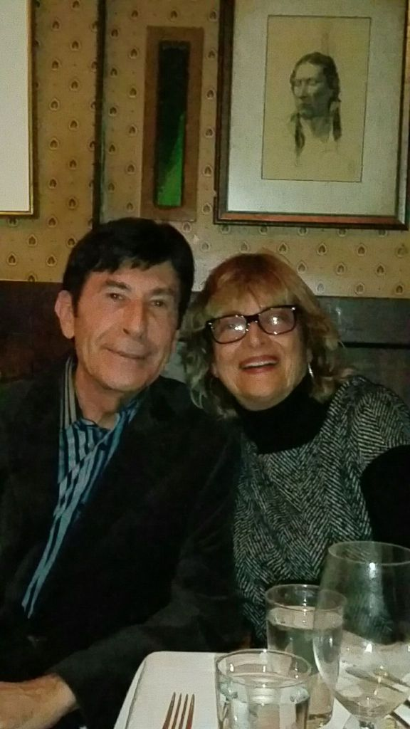 Back in Toronto, dinner with friend Gordon, at Barbarians!
