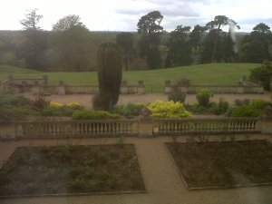 Beautiful views and Gardens at BK Retreat Centre in Oxford UK!