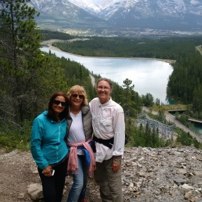 Hiking in Canmore! Alberta