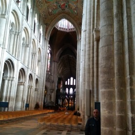 Ely Cathedral, just amazing, out in the middle of nowhere!