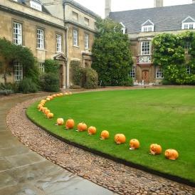 Halloween in Cambridge!!