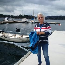 Elizabeth, by the sea!!