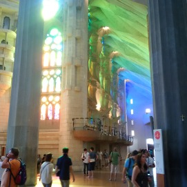BASILICA DE LA SAGRADA FAMILIA (The Holy Family).