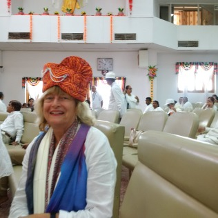 Special Hat Ceremony in India!