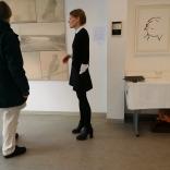 Miriam Hilken, very talented artist in Göttingen, she will go far!