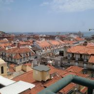 On the top of Lisbon!