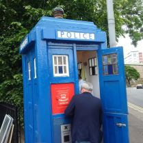 Smallest police station I have seen!