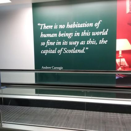 Great sign in airport, I agree with!!