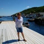 Sun at Petty Harbor!