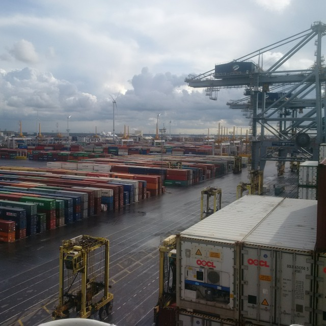 Containers everywhere!