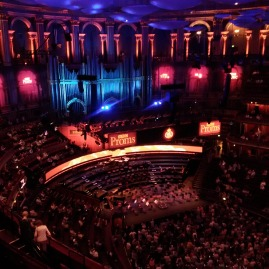 Proms concert at Royal Albert Hall just brilliant
