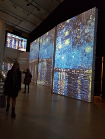 Van Gogh alive exhibit