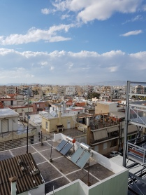 Roof tops of Athens!