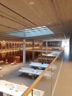 Reading rooms, not open yet