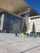 Stunning Stavros Niarchos Cultural Centre!