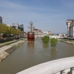 VIBRANT CENTRE OF SKOPJE CAPITAL OF MACEDONIA 3