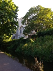 Beautiful Christ Church; Dorset