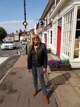 Lovely sunny day in Dorset UK
