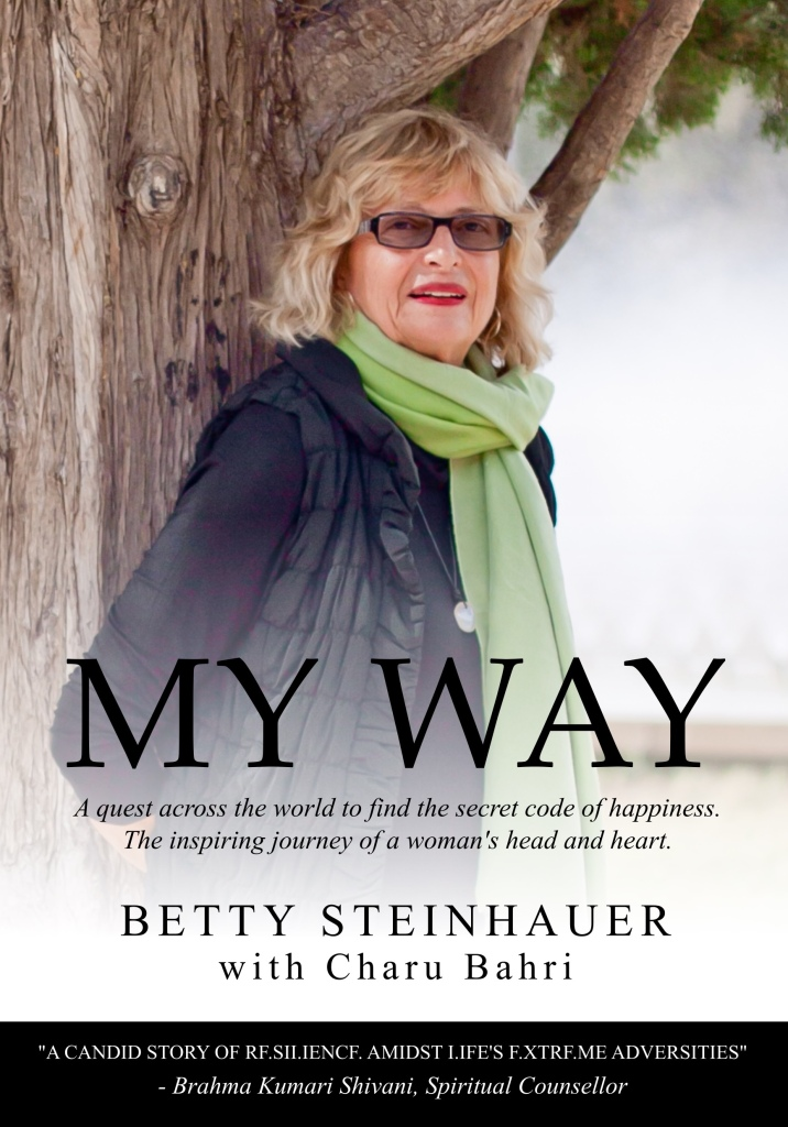 MY WAY by Betty Steinhauer